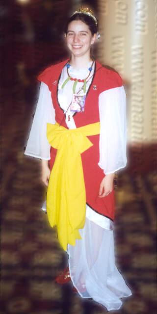 Cardcaptor sakura cosplay mari rika 2 - 2 part 4
